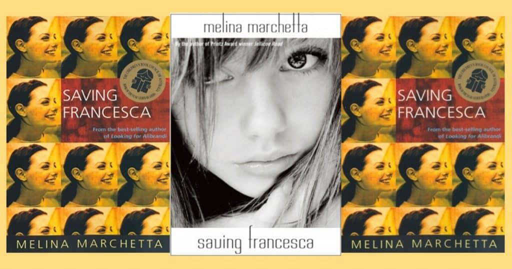 Saving Francesca covers